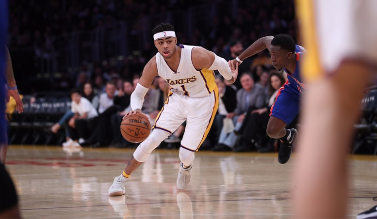 Pistons Push Past Lakers Late