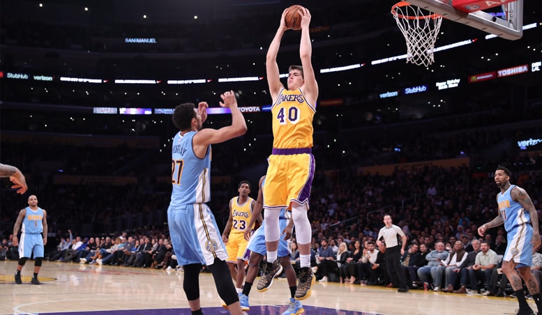 Nuggets Survive Lakers' Furious Comeback