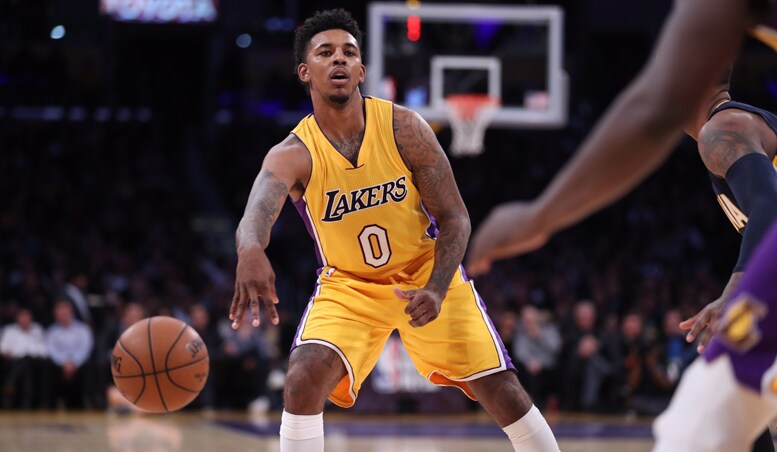 Lakers Race Past Pacers With Big Second Half