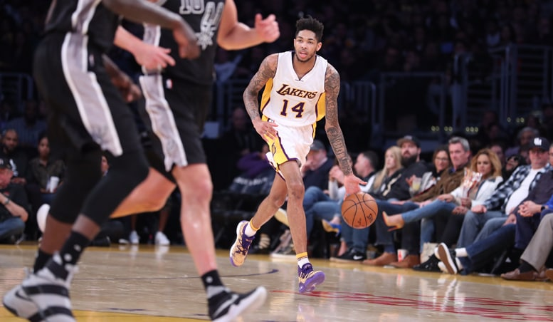 Ingram Resets Career-High In Loss to Spurs