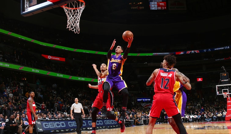 10 Things to Know: Lakers vs. Wizards (3/28/17) | Los ...