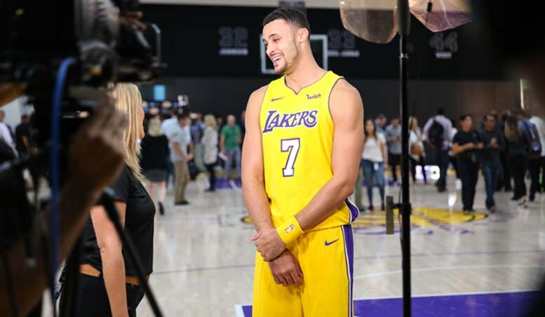 Lakers 2017 Photos