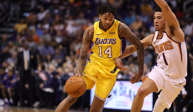 Running Diary: Lakers at Suns (10/20/17) | Los Angeles Lakers