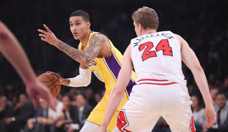 Kuzma, KCP Lead Lakers to Season's Biggest Comeback