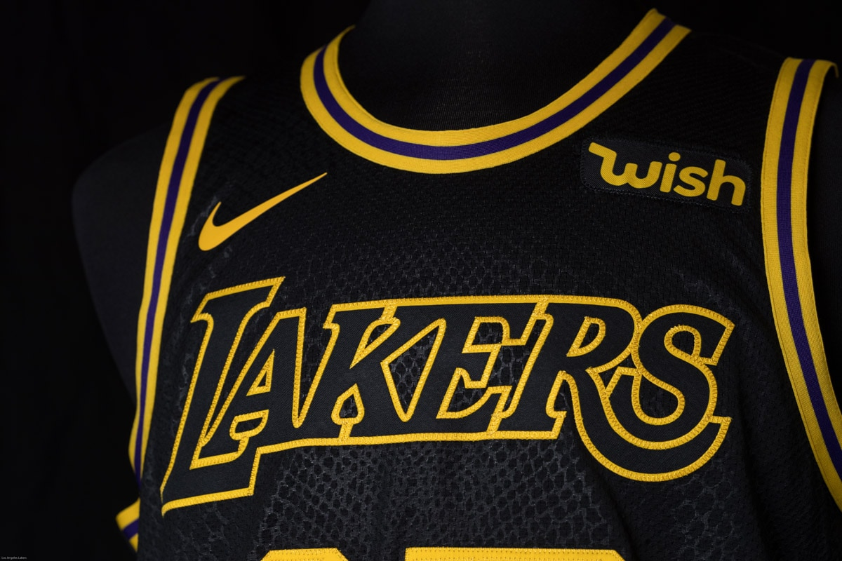 Lakers Nike City Jerseys | Los Angeles Lakers