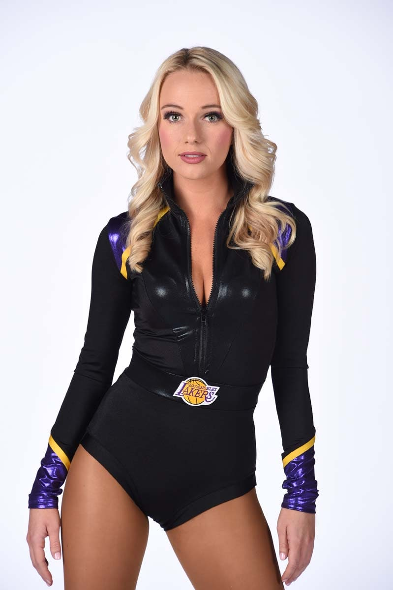 10 Red Flags In Special Education >> 1718 Laker Girls - Alyssa | Los Angeles Lakers