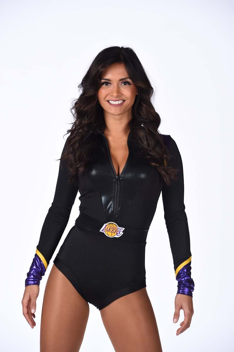 Laker Girls - Savannah