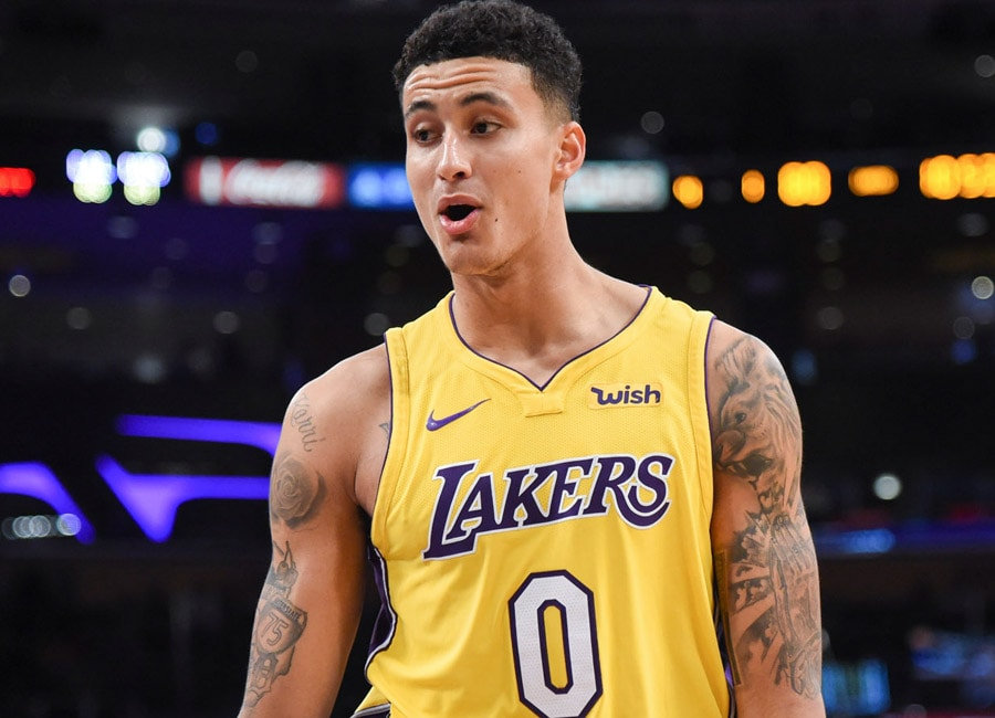 2017 Player pages - Kyle Kuzma | Los Angeles Lakers