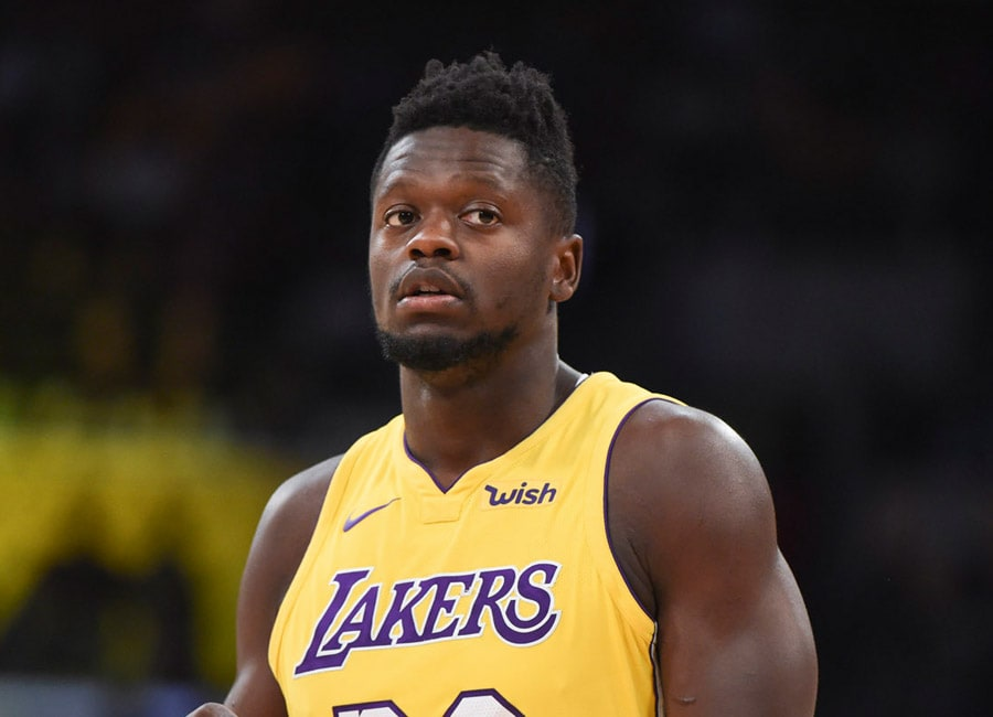 Listen To Text Messages >> 2017 Player Pages - Julius Randle | Los Angeles Lakers