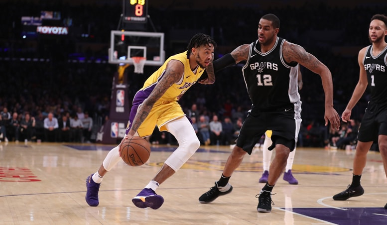 Ingram, Defense Fuel Lakers' Third Straight Win