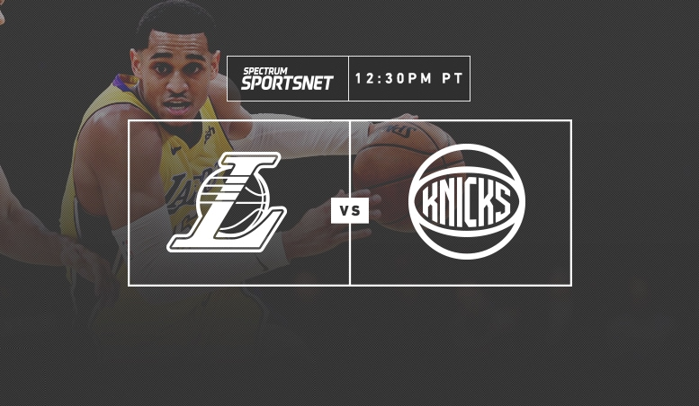 Lakers vs. Knicks: 3 Things to Know 12118