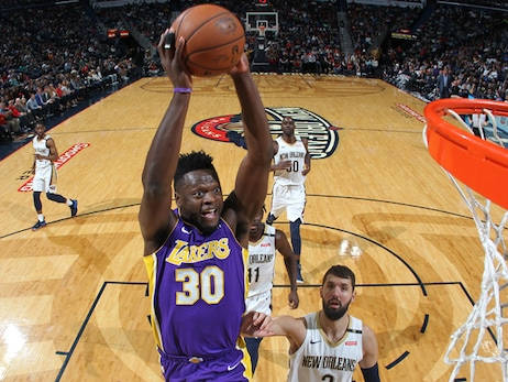 Randle acaba 5º en votación al Most Improved Player