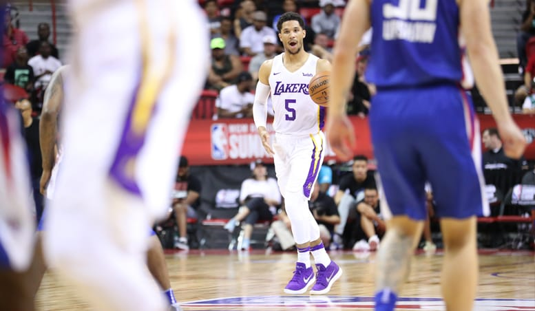 3 Things to Know: Lakers vs. Pistons (Summer League Quarterfinals)   Los Angeles Lakers