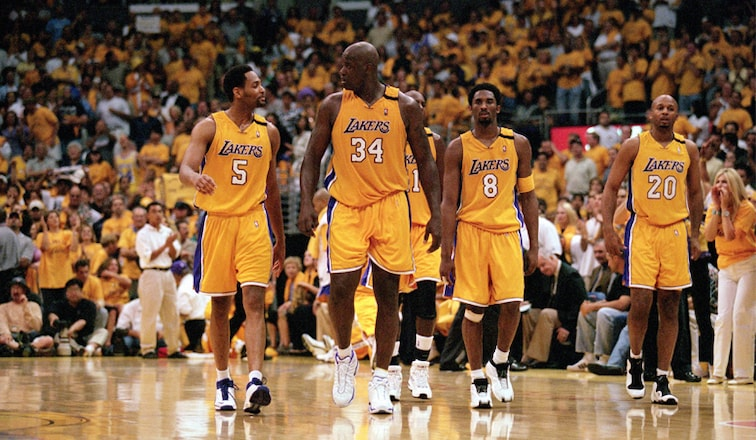 2000 Lakers