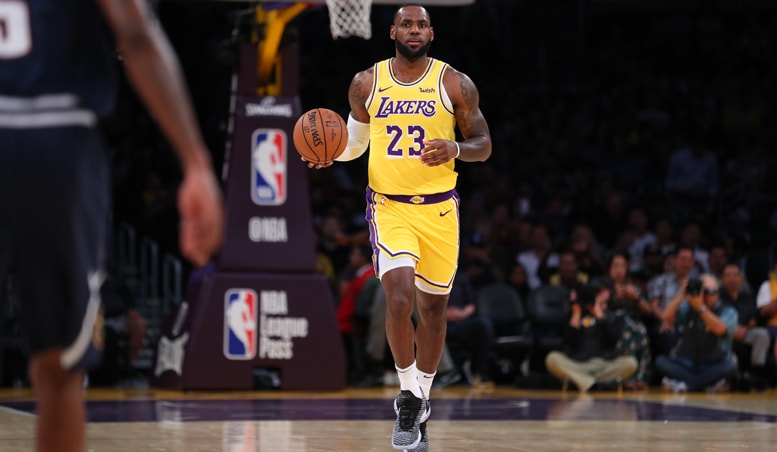 Listen To Text Messages >> NBA GM Survey: LeBron Most Likely to Win MVP | Los Angeles ...