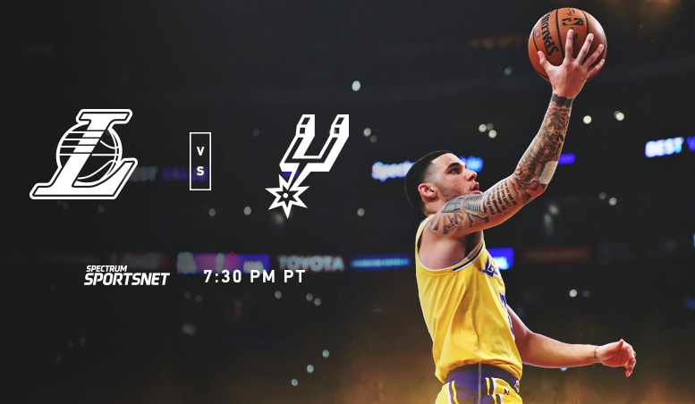 3 Things to Know: Lakers vs. Spurs 102218