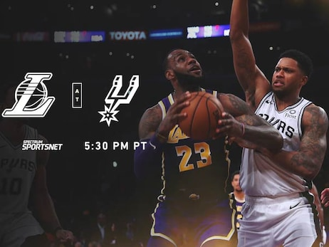 3 Things to Know: Lakers at Spurs (12/7/18)