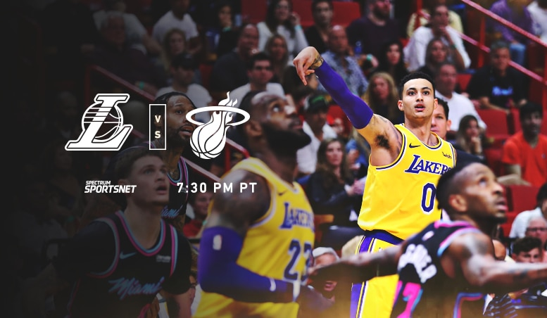 3 Things to Know: Lakers vs. Heat 121018