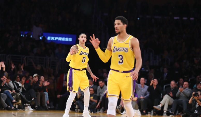 3b2d1b9ba5c7 Fast-Break Points  Quick Hits from the Lakers  Week (12 14 18)
