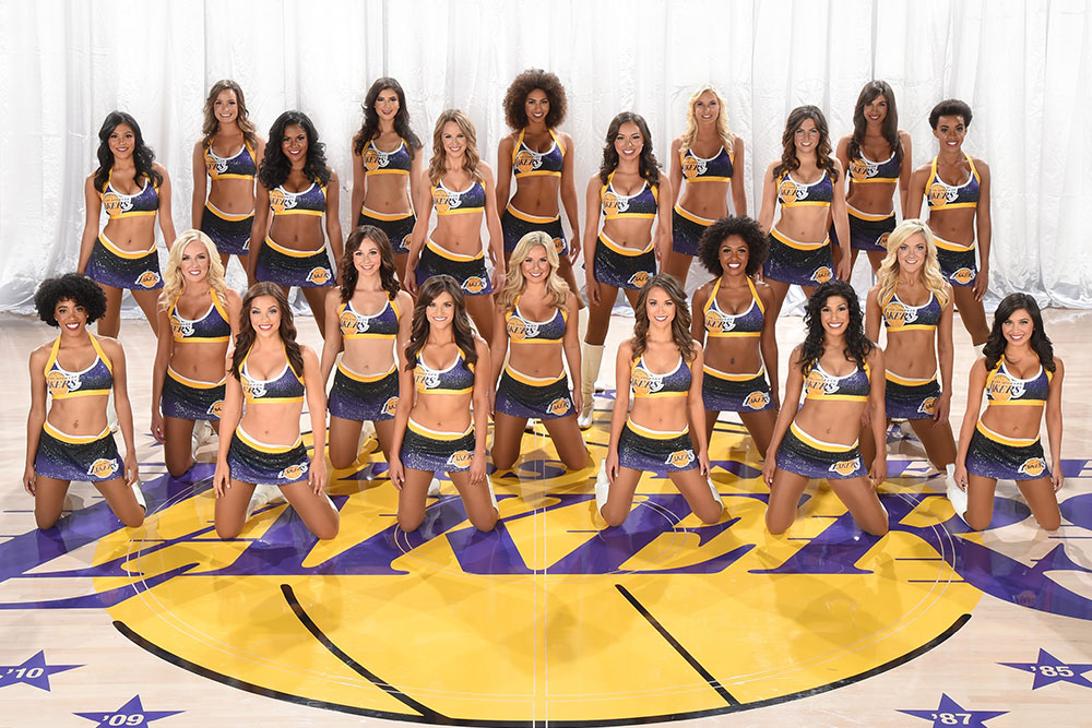 2018-19 Laker Girls