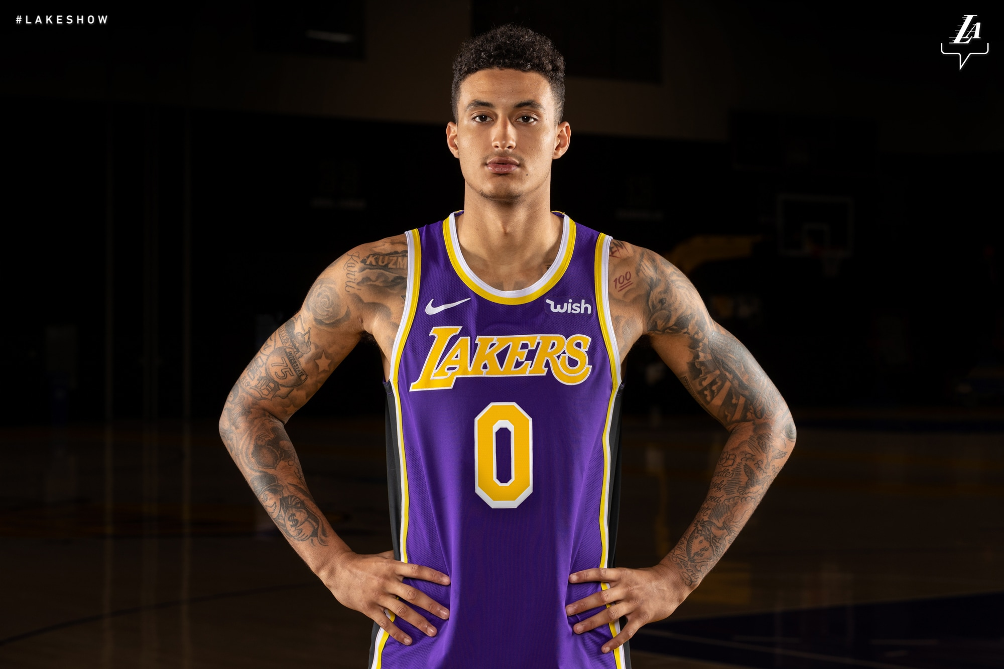 pretty nice 68951 9879c Lakers Unveil New Uniforms for 2018-19 | Los Angeles Lakers