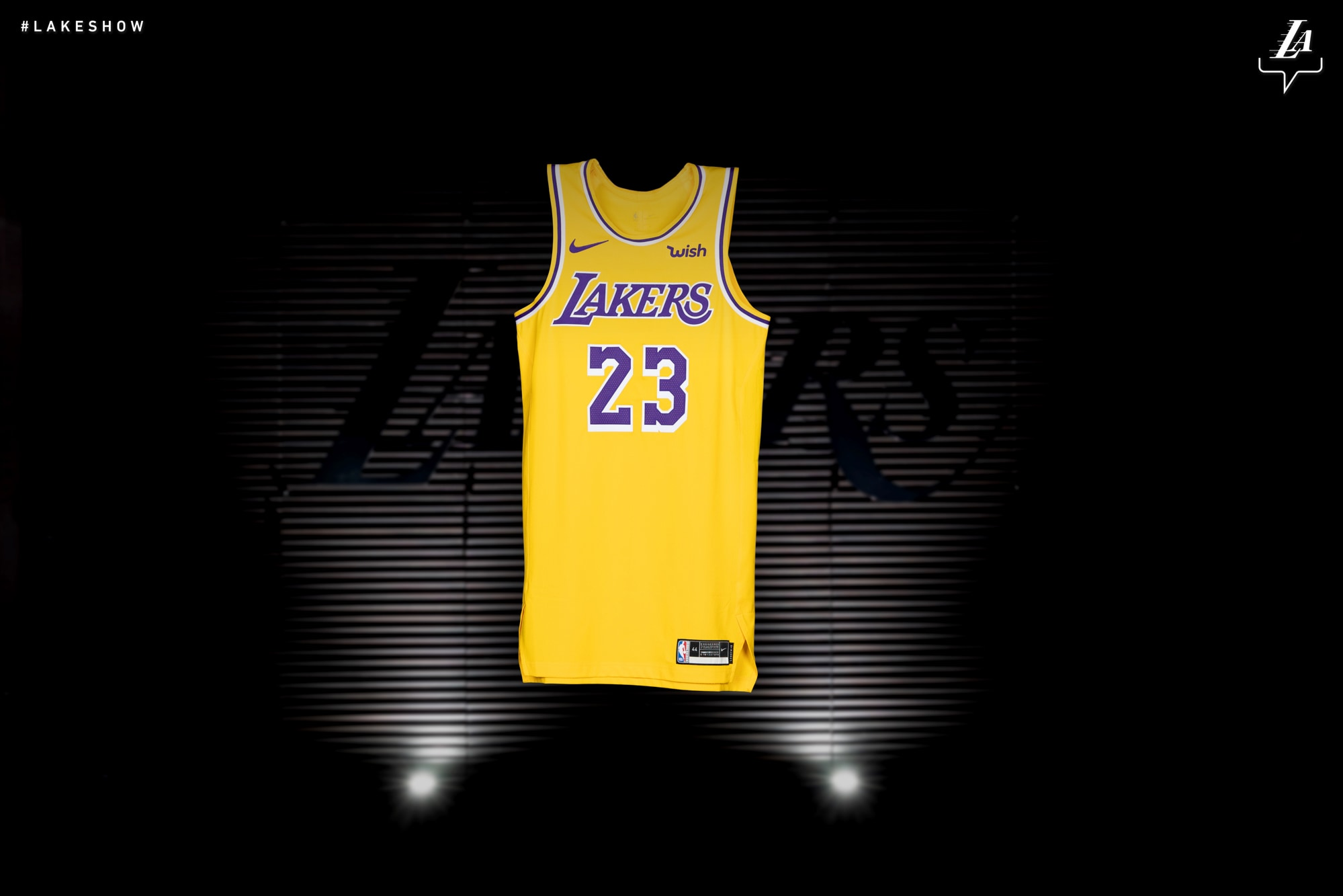 pretty nice eacbb d128e Lakers Unveil New Uniforms for 2018-19 | Los Angeles Lakers