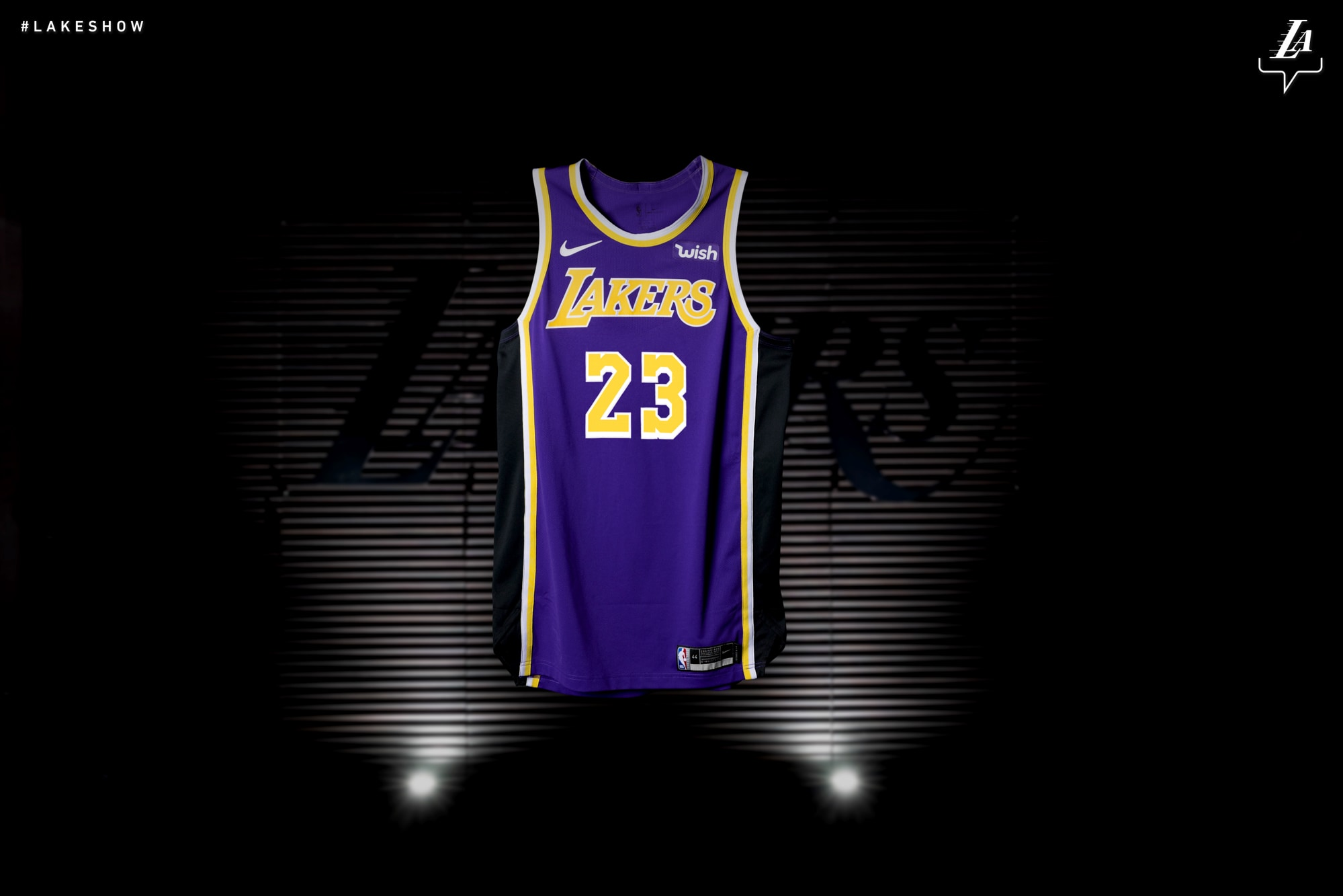 pretty nice 8c0a0 ddb08 Lakers Unveil New Uniforms for 2018-19 | Los Angeles Lakers