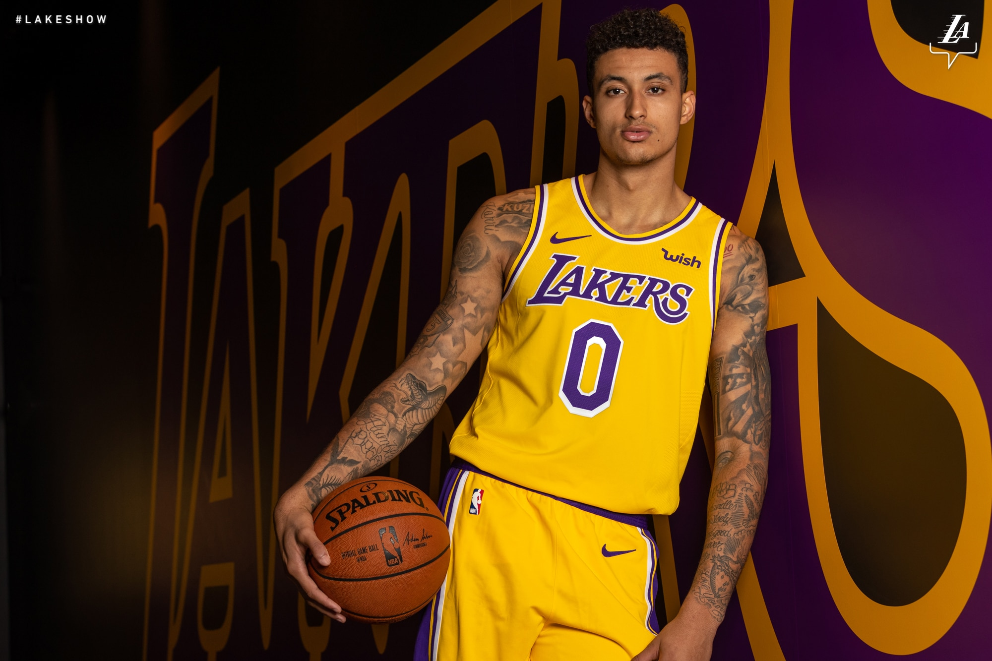 pretty nice 0b322 7d966 Lakers Unveil New Uniforms for 2018-19 | Los Angeles Lakers