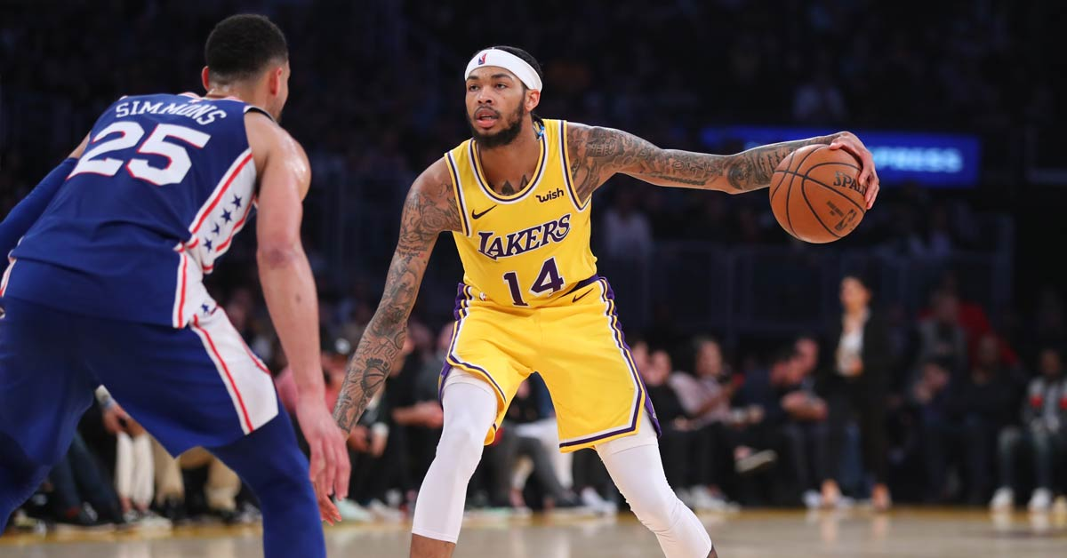 c097b6201f8 Ingram Drops Career-Best 36 Points in Loss to Philly · Los Angeles Lakers
