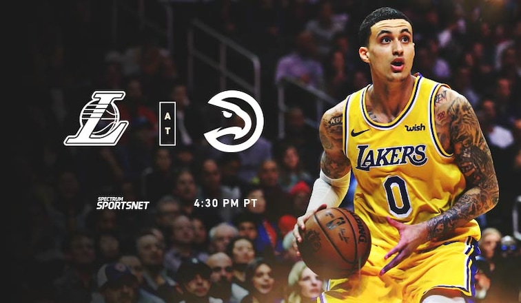 Lakers-Hawks Game Day