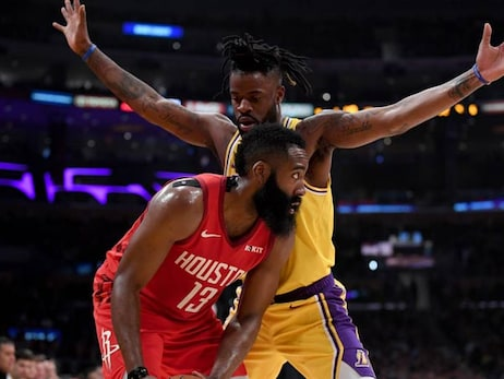 How the Lakers Found Their 'Defensive Mojo' Against the High-Octane Rockets