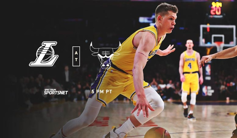 Lakers-Bulls Game Day