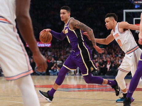 Running Diary: Lakers at Knicks (03/17/19)
