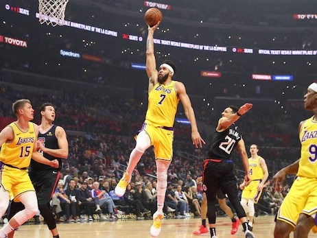 Running Diary: Lakers at Clippers (04/05/19)