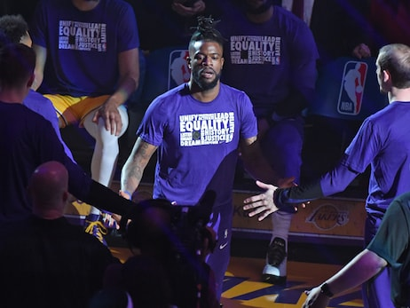 Reggie Bullock Named Finalist for Muhammad Ali Sports Humanitarian Award
