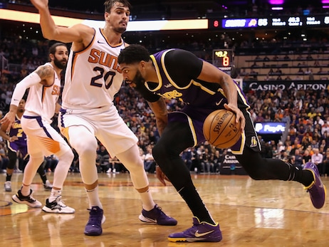 Running Diary: Lakers 123 | Suns 115