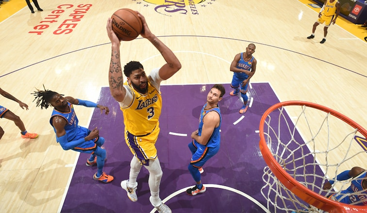 Surging Offense Carries Lakers To Their 12th Win Los