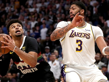 AD, Lakers Lock Down Nuggets in Battle of West's Best