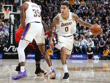 Defense looks the part as Lakers sweep tough back-to-back