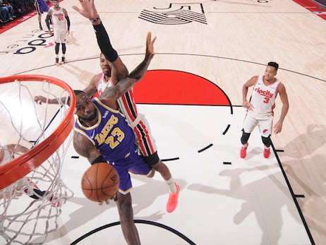 Running Diary: Lakers 136 | Blazers 113