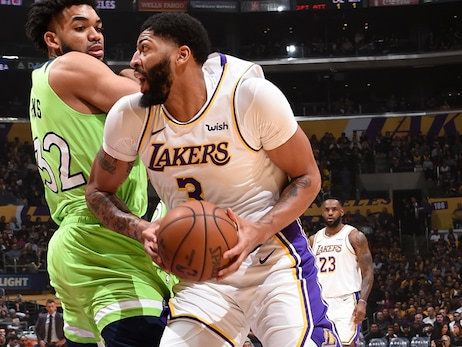 Running Diary: Lakers 142 | Timberwolves 125