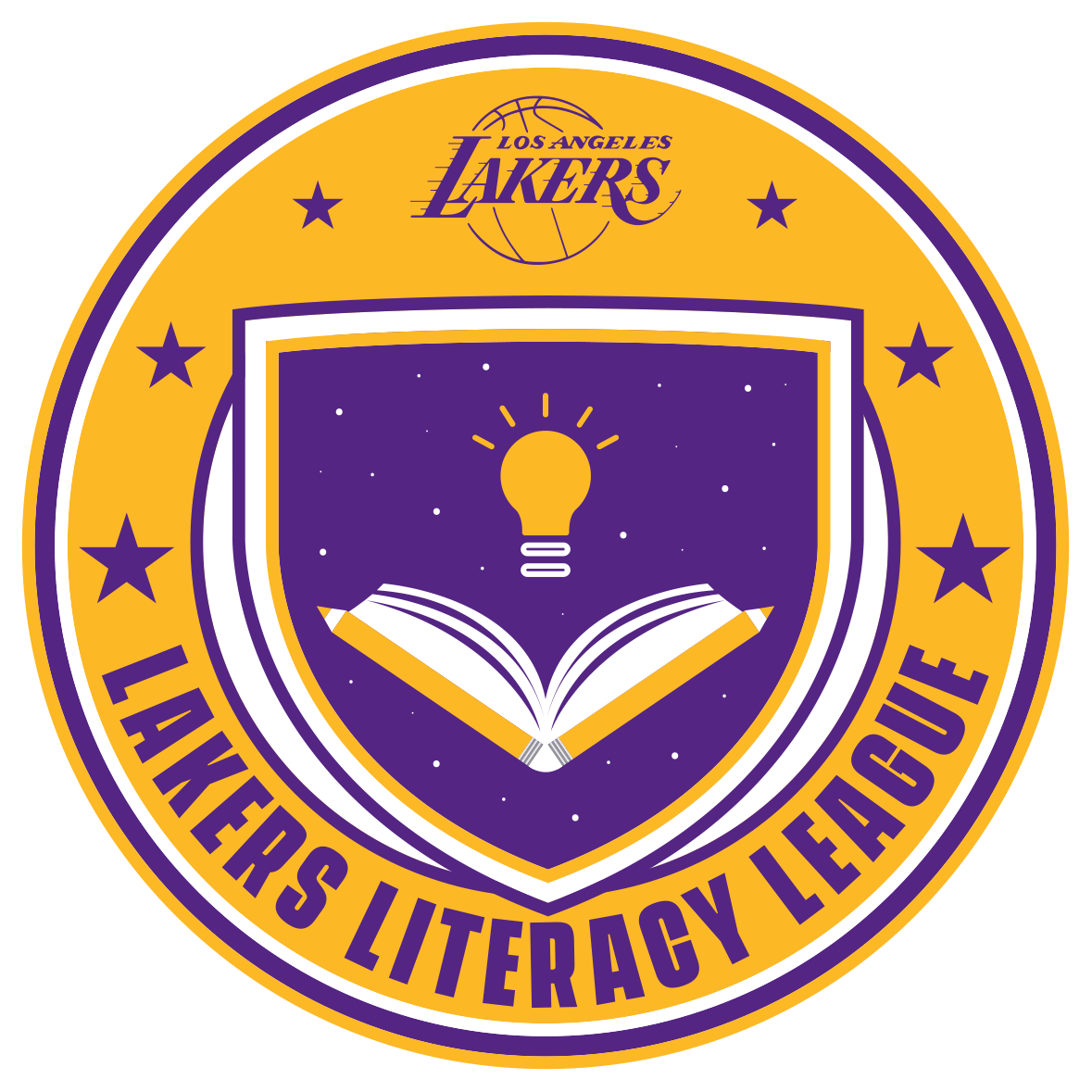 Lakers Literacy League