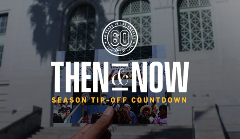 Then & Now: Countdown