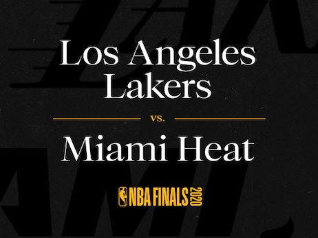 Lakers NBA Finals Schedule