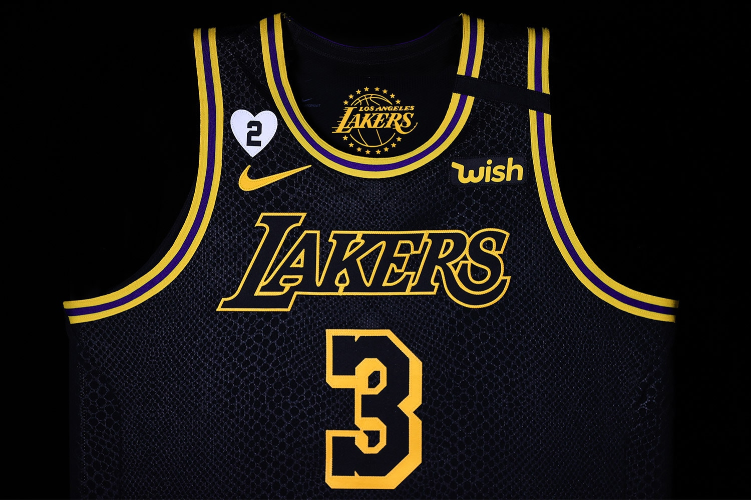 For the Black Mamba | Los Angeles Lakers