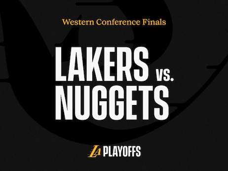 Western Conference Finals Schedule