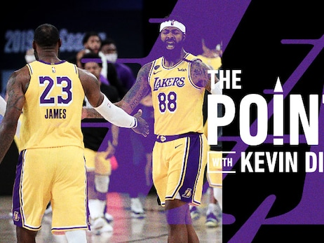 The Point: As Nice as Scoring Is, Lakers Role Players Are Committed to Scrapping