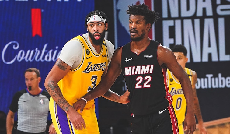 Lakers Vs Heat Finals Game 2 Three Things To Know 10 2 20 Los Angeles Lakers