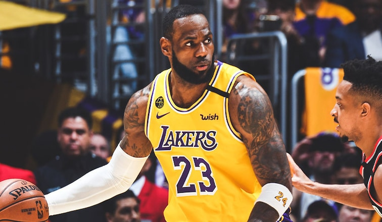 Lakers Vs Blazers Game 1 Three Things To Know 8 18 20 Los Angeles Lakers