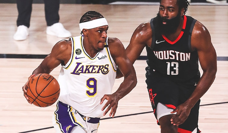 Lakers Vs Rockets Game 4 Three Things To Know 9 10 20 Los Angeles Lakers